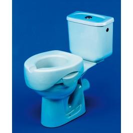 WC- korottaja Rehosoft, pehmeä kannella