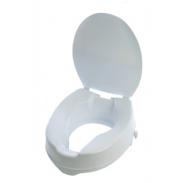 WC - korottaja RFM, korotus 10 cm, kannellinen