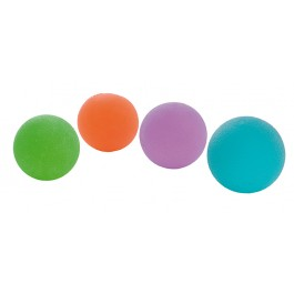 Käsiharjoittelupallo RFM, kova vastus, violetti, n.5 cm