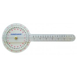 Kulmamittari 0 - 90°  ja 0 – 180°, mittausväli 1°, pituus 20 cm