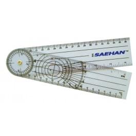 Kulmamittari 0 – 180°, mittausväli 2°