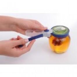 Lollipop lasipurkkien ja juomapullokorkkien avaaja